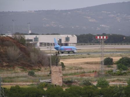 Plane Spotting Mallorca