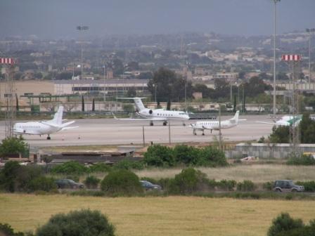 Palma Airport Spotting
