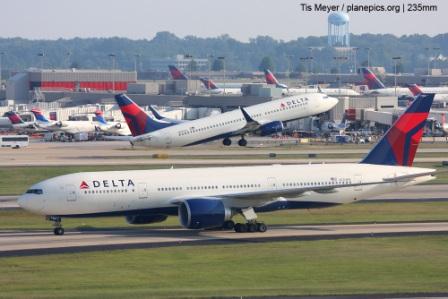 Atlanta Aeroplane Spotting