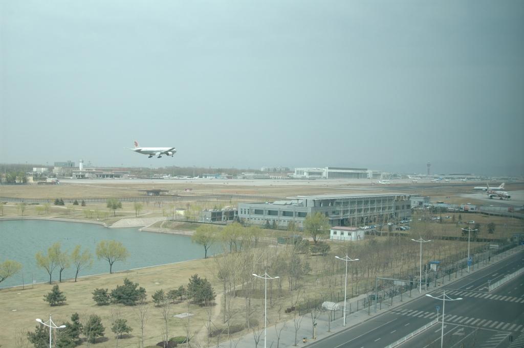 Plane Spotting Beijing