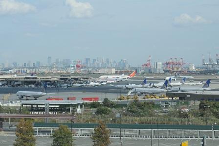 Plane Spotting Newark