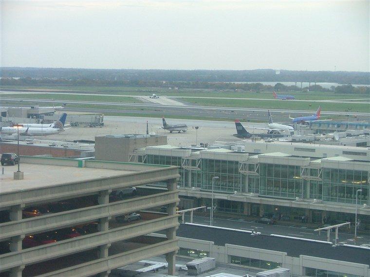 Plane Spotting Philadelphia