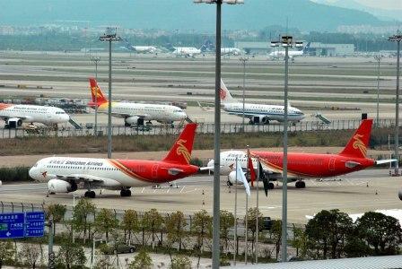 Plane Spotting Guangzhou