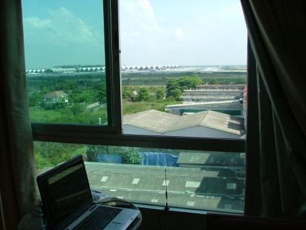 Plane Spotting Hotel Bangkok