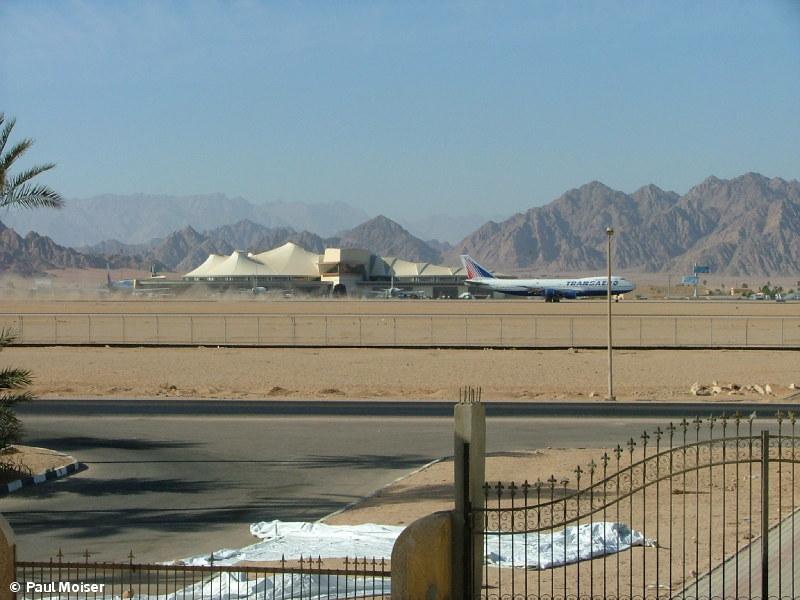 Plane Spotting Sharm El Sheikh