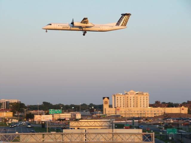 Plane Spotting Montreal