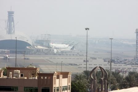 Plane Spotting Dubai