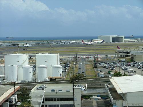 Plane Spotting Honolulu