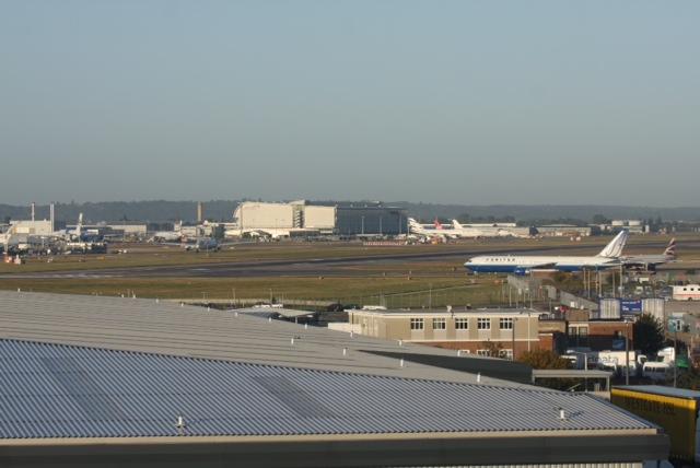 Heathrow Airport Spotting