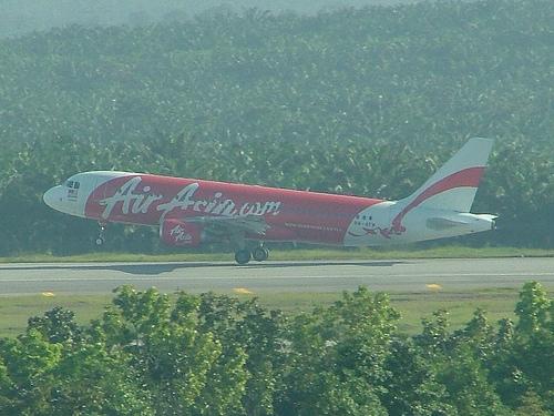 Plane Spotting Kuala Lumpur
