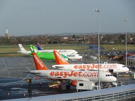 Plane Spotting Southend