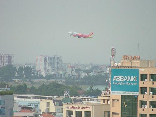 Plane Spotting Vietnam