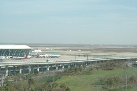 Plane Spotting Shanghai