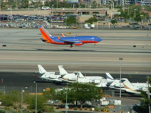 Plane Spotting Las Vegas