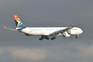 Plane Spotting Johannesburg